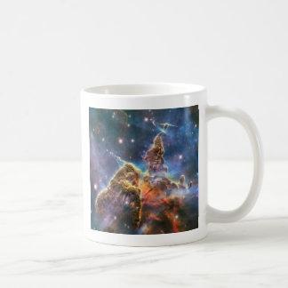 Hubble Image Deep Space Nebula Coffee Mug