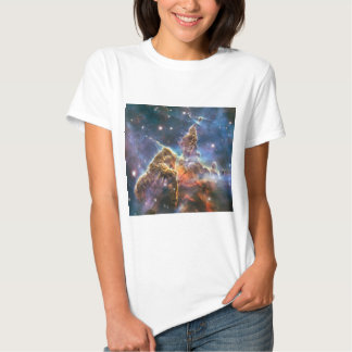 Hubble Image Deep Space Nebula Tshirt
