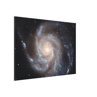 Hubble Image of M101 Stretched Canvas Prints