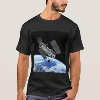 Hubble In Earth Orbit T-Shirt