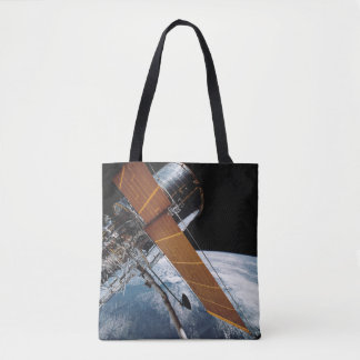 Hubble in Earth's Orbit Tote Bag