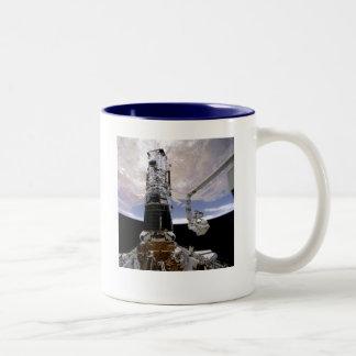 Hubble Two-Tone Mug