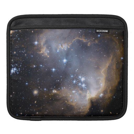 Hubble Observes Infant Stars in Nearby Galaxy iPad Sleeve