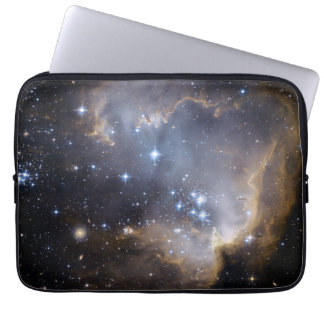 Hubble Observes Infant Stars in Nearby Galaxy Laptop Sleeve