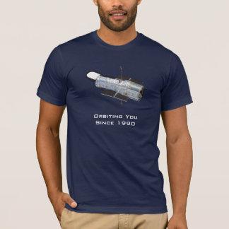 Hubble Orbiting You T-Shirt