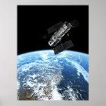 Hubble Space Telescope 18x24 (18x24)