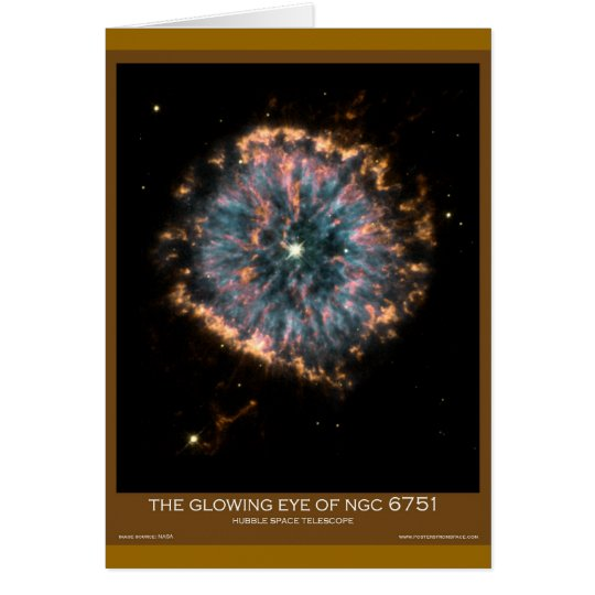 Hubble Space Telescope Amazing Photographs Card