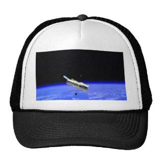 hubble space telescope atmosphere science cap