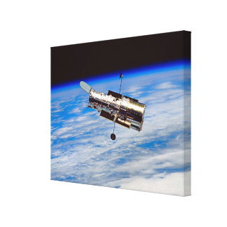 Hubble Space Telescope Canvas Print