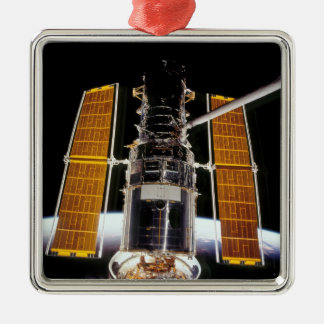 Hubble Space Telescope Christmas Ornament