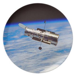 Hubble Space Telescope Plate