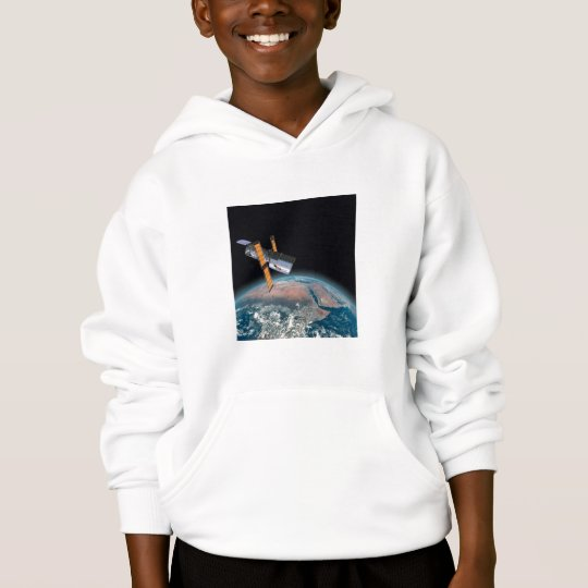 Hubble Space Telescope Space Astronomy Kid Hoodie