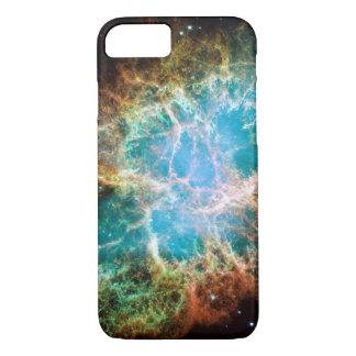 Hubble Telescope Crab Nebula Astronomy Device Case
