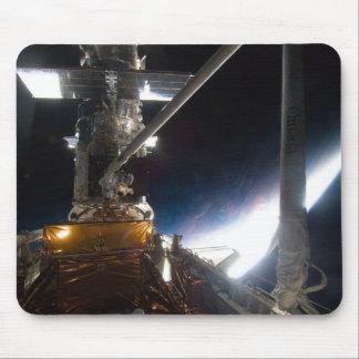 Hubble telescope mouse pad