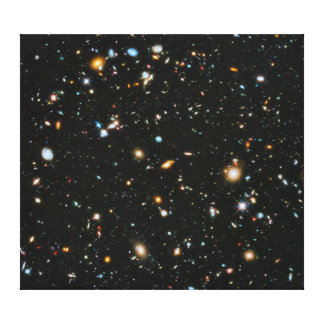 Hubble Ultra Deep Field Gallery Wrap Canvas