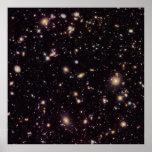 Hubble Ultra Deep Field (HUDF) 2012 [Print] Poster