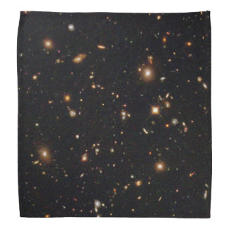 Hubble Ultra Deep Field Infrared View of Galaxies Bandana