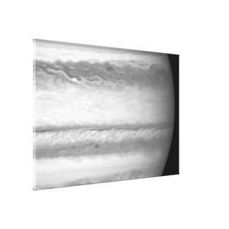 Hubble View of Jupiter Canvas Print