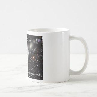 Hubble's Law Basic White Mug