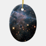Hubble's 'Mystic Mountain' - Deep Space