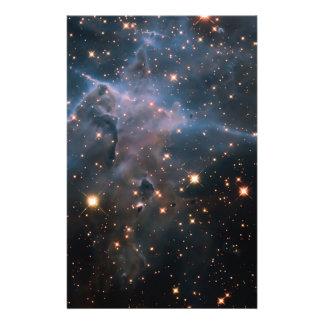 Hubble's 'Mystic Mountain' - Deep Space 14 Cm X 21.5 Cm Flyer
