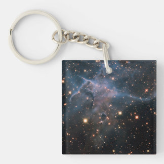 Hubble's 'Mystic Mountain' - Deep Space Key Ring