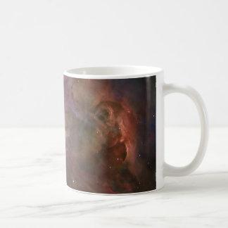 Hubble's Sharpest View of the Orion Nebula Basic White Mug