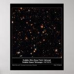 HubbleUltraDeepFieldInfrared-2004-07b Posters