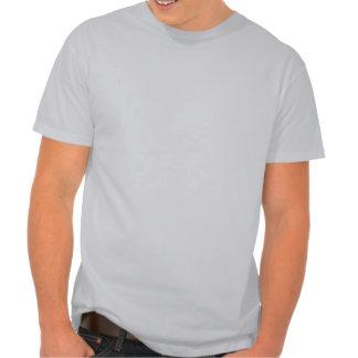 Hubby Shirt   Black Script Style
