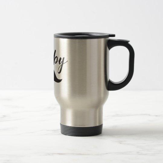 Hubby Travel Mug