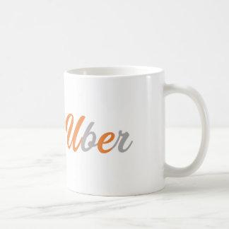 Huber Uber Coffee Mug