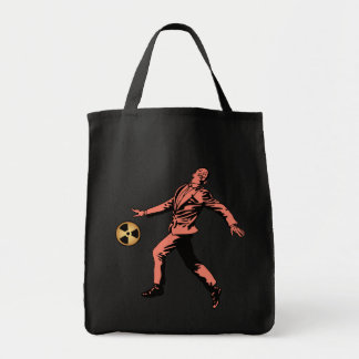 Hubris Ball Grocery Tote Bag