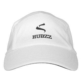 HUBZZ Man Hat Design In White