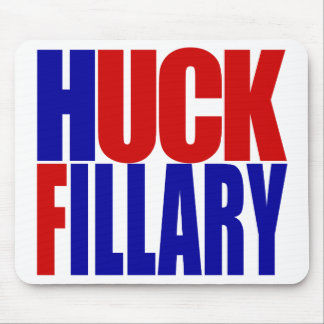 """HUCK FILLARY"" MOUSE MAT"