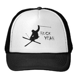 Huck Yeah (Skiing) Cap