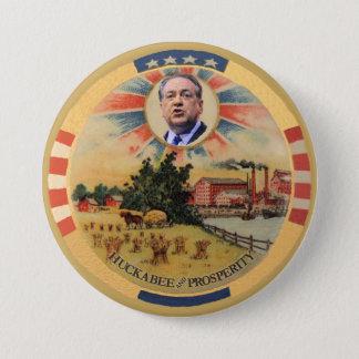 Huckabee and Prosperity 7.5 Cm Round Badge