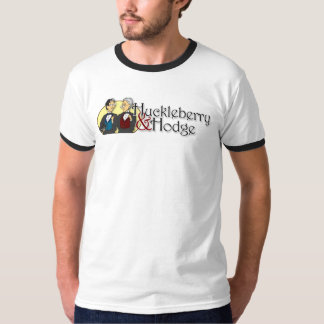 Huckleberry and Hodge ringer Shirt