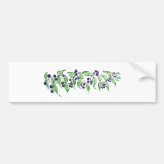 Huckleberry branch bumper stickers