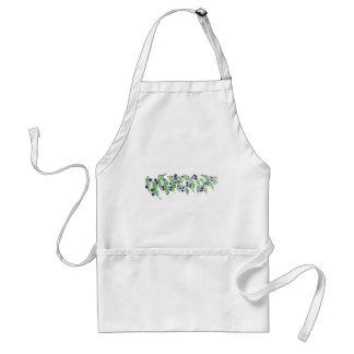 Huckleberry branch standard apron