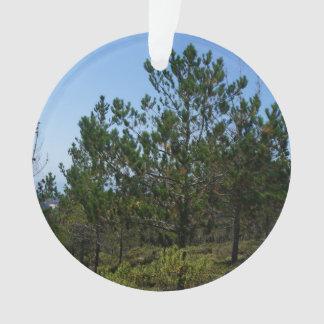 Huckleberry Hill Pebble Beach Ornament