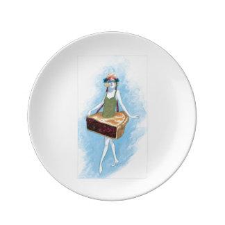 Huckleberry Pie Plate