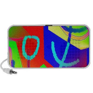 Huddle Muddle 21 Notebook Speaker