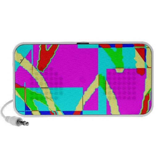 Huddle Muddle 4 iPod Speakers