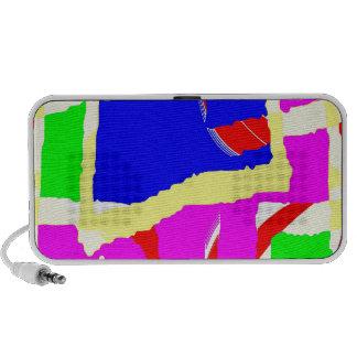 Huddle Muddle 6 iPod Speakers