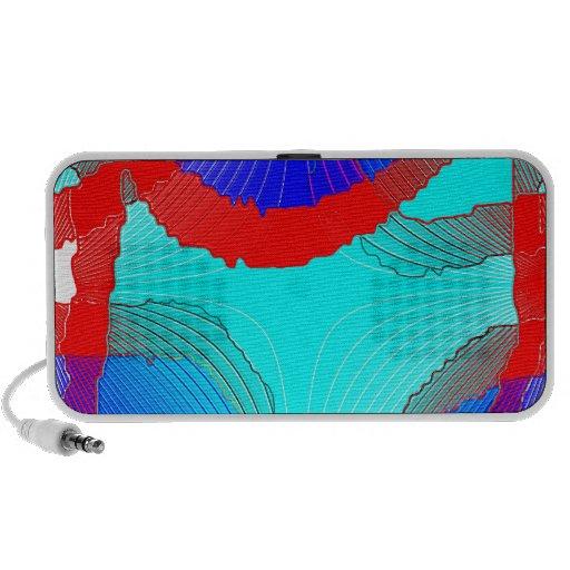 Huddle Muddle 7 Travelling Speakers