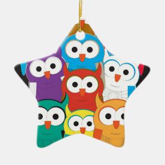 Huddle Up Christmas Ornament