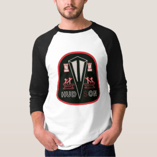 Hudson automobiles black logo remake T-Shirt