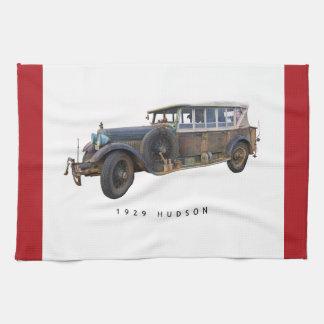 Hudson Car 1929 Hand Towel