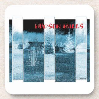 Hudson Mills #4 Coaster