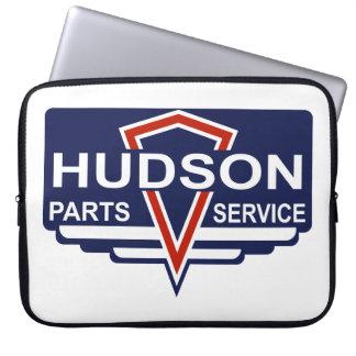 Hudson Parts & Service vintage sign Laptop Computer Sleeve